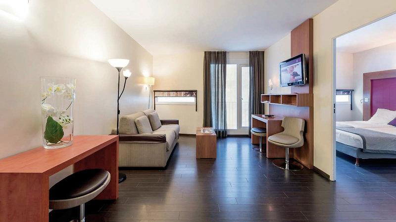 Hotelzimmer mit Internetzugang im Appart'City Confort Paris Grande Bibliothèque