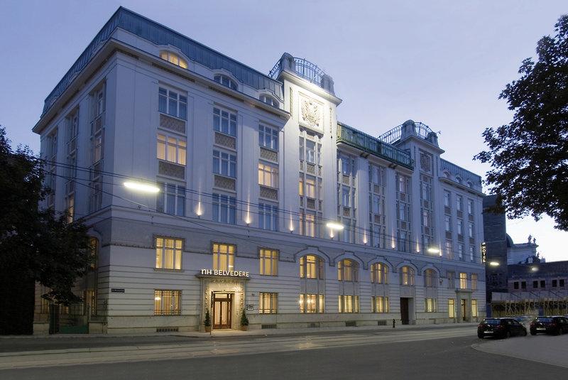Hotel NH Wien Belvedere günstig bei weg.de buchen - Bild von ITS Indi