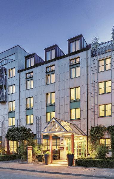 Hotel Holiday Inn Düsseldorf - Hafen günstig bei weg.de buchen - Bild von ITS Indi