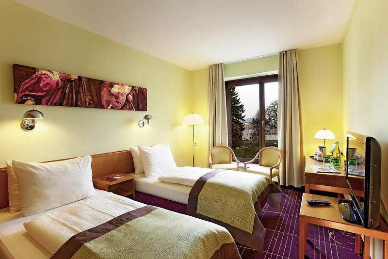 Hotelzimmer mit Sauna im Mercure Salzburg Central