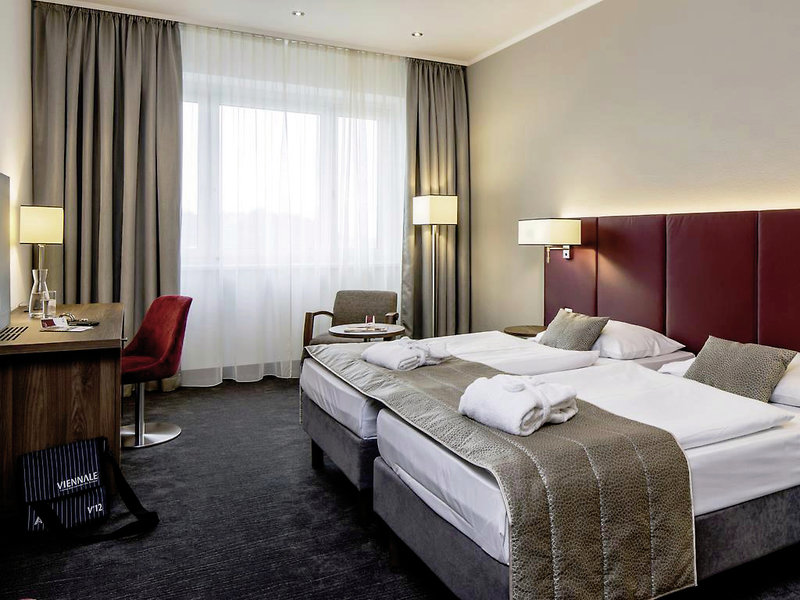 Hotelzimmer mit Kinderbetreuung im Austria Trend Hotel Europa Salzburg