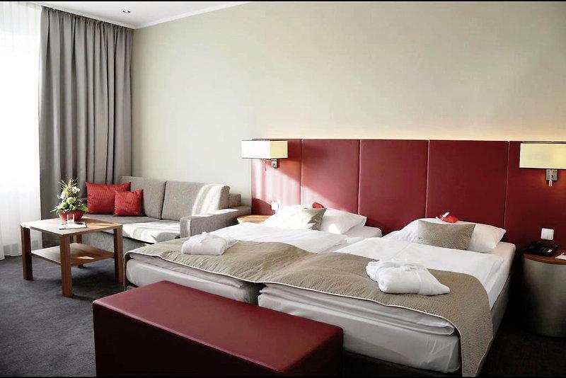 Hotelzimmer mit Aufzug im Austria Trend Hotel Europa Salzburg