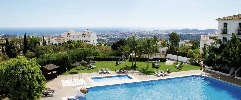 Hotel ILUNION Mijas in Costa del Sol - Bild von Jahn Reisen Indi