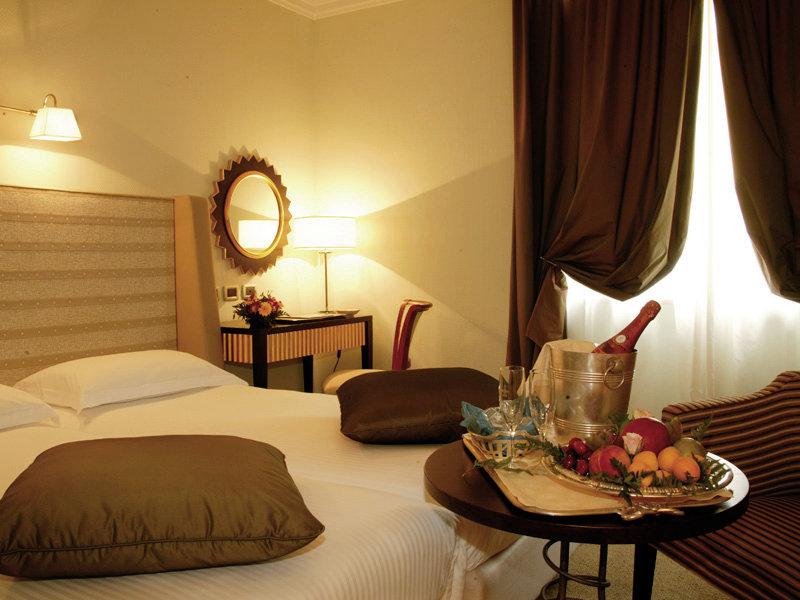 Hotelzimmer mit Hammam im Sina Bernini Bristol