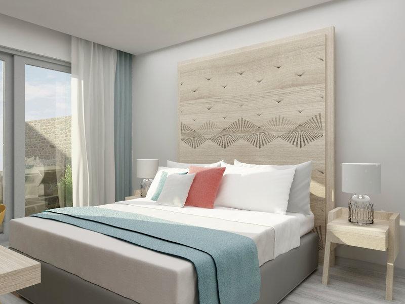 Hotelzimmer mit Minigolf im Blue Lagoon Ocean Resort