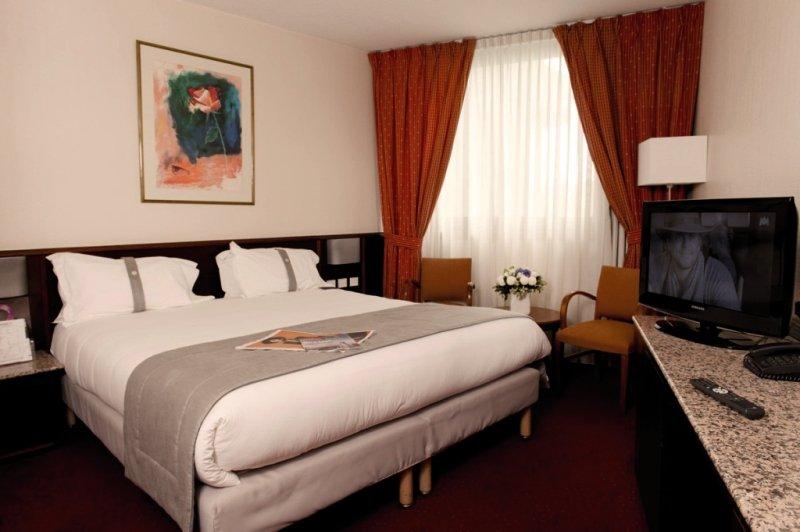 Hotelzimmer mit Familienfreundlich im Mercure Paris 19 Philharmonie La Villette Hotel