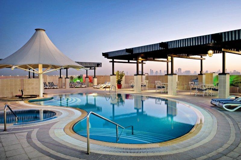 Grand Excelsior Hotel Deira in Dubai - Bild von FTI Touristik