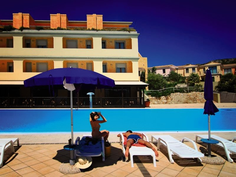 Borgo Saraceno Hotel-Residence günstig bei weg.de buchen - Bild von FTI Touristik