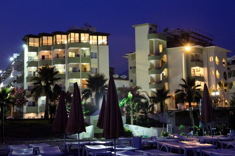 Krizantem Hotel in Türkische Riviera - Bild von FTI Touristik