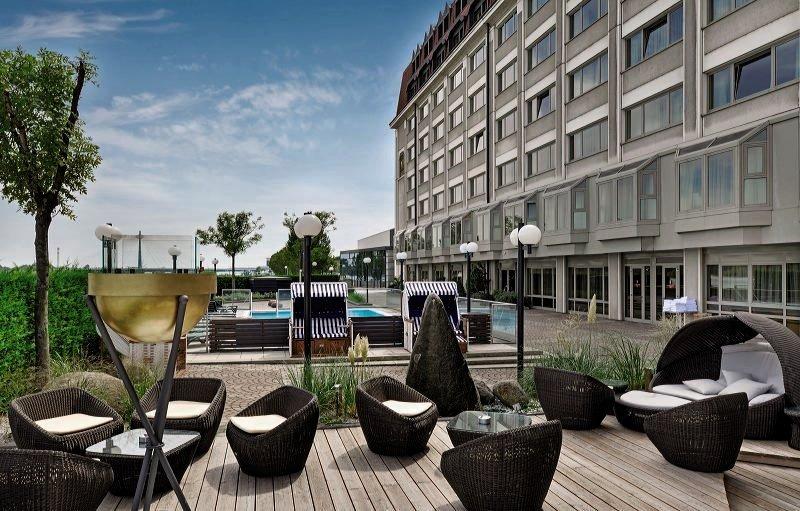 Hotel Hilton Vienna Danube Waterfront günstig bei weg.de buchen - Bild von FTI Touristik
