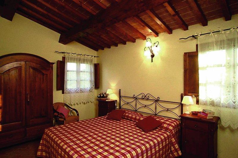 Hotelzimmer mit Reiten im Castellare di Tonda