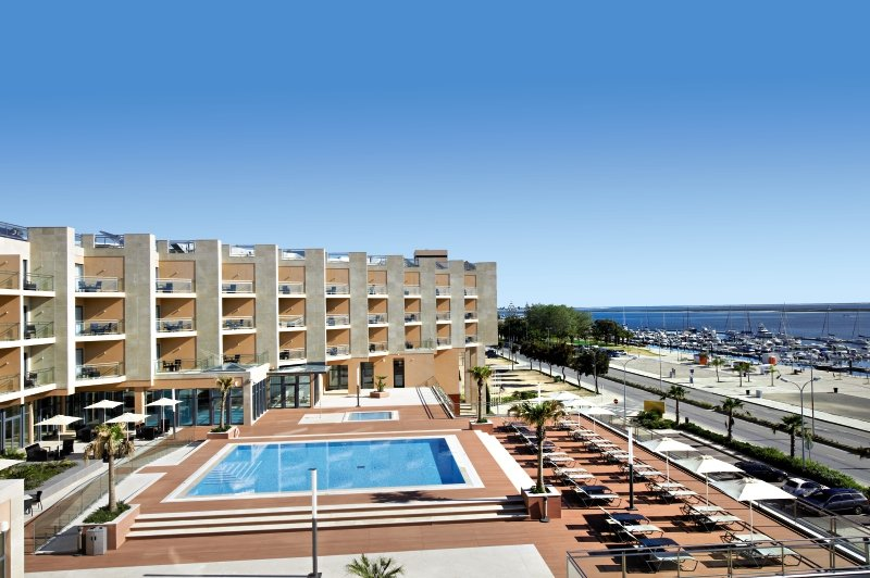 Real Marina Hotel & Spa in Algarve - Bild von FTI Touristik