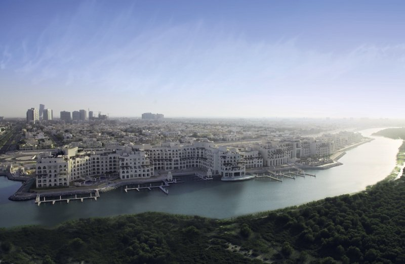 Eastern Mangroves Hotel & Spa in Abu Dhabi - Bild von FTI Touristik
