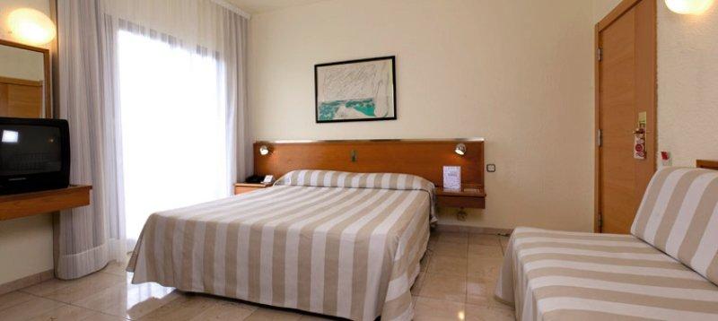 Hotelzimmer mit Clubs im Expo Barcelona