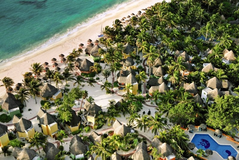 Hotel Mahekal Beach Resort in Riviera Maya & Insel Cozumel - Bild von FTI Touristik