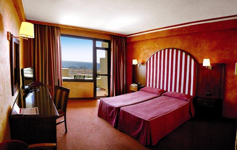 Hotelzimmer mit Aerobic im Royal Al Andalus