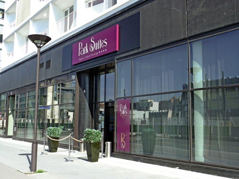 Hotel Appart'City Confort Paris Grande Bibliothèque günstig bei weg.de buchen - Bild von FTI Touristik