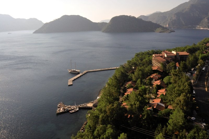 Hotel Club Marmaris Palace günstig bei weg.de buchen - Bild von FTI Touristik