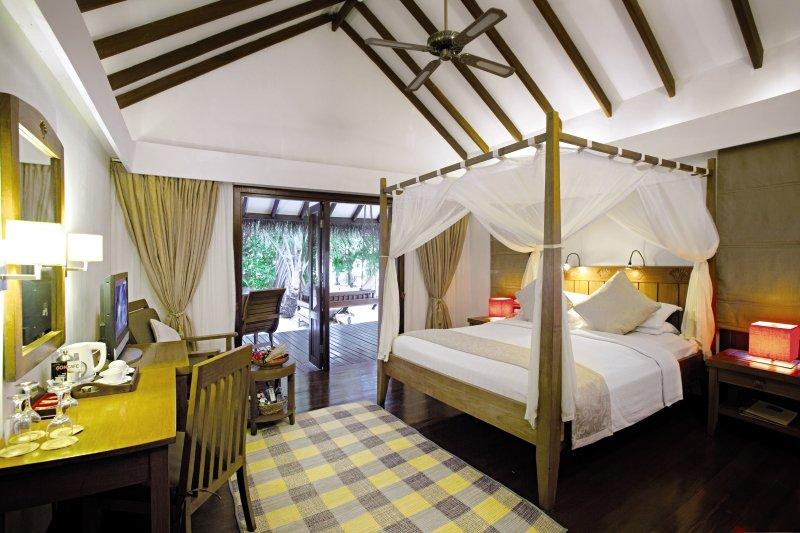 Hotelzimmer im Medhufushi Island Resort günstig bei weg.de
