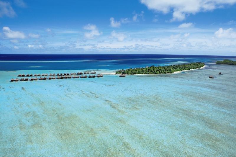 Hotel Medhufushi Island Resort in Meemu Atoll - Bild von FTI Touristik