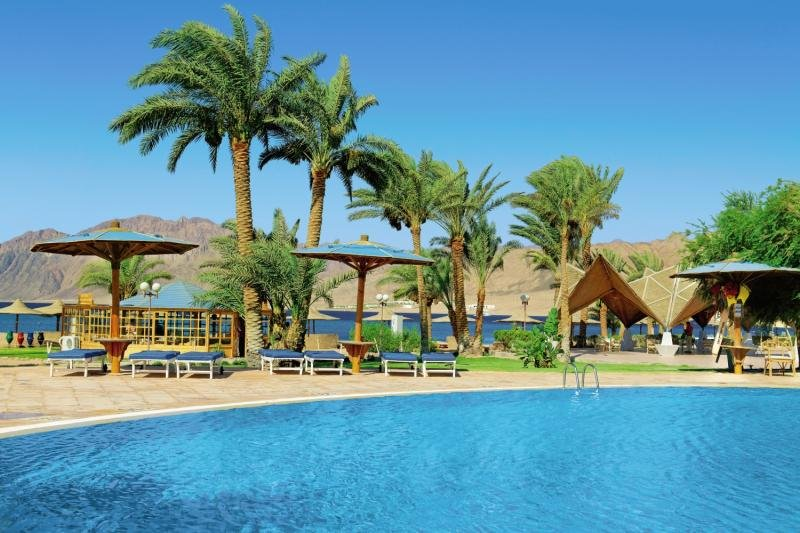 Hotel Tirana Dahab Resort in Sinai - Bild von FTI Touristik