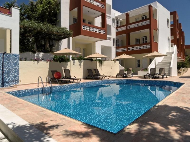 Troulis Apart-Hotel günstig bei weg.de buchen - Bild von FTI Touristik