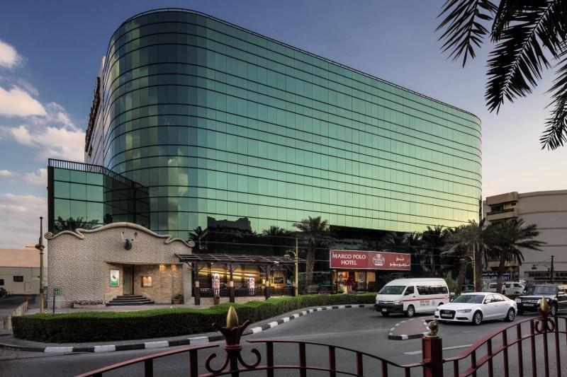 Marco Polo Hotel günstig bei weg.de buchen - Bild von FTI Touristik