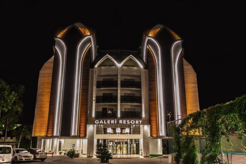 Galeri Resort Hotel in Türkische Riviera - Bild von FTI Touristik