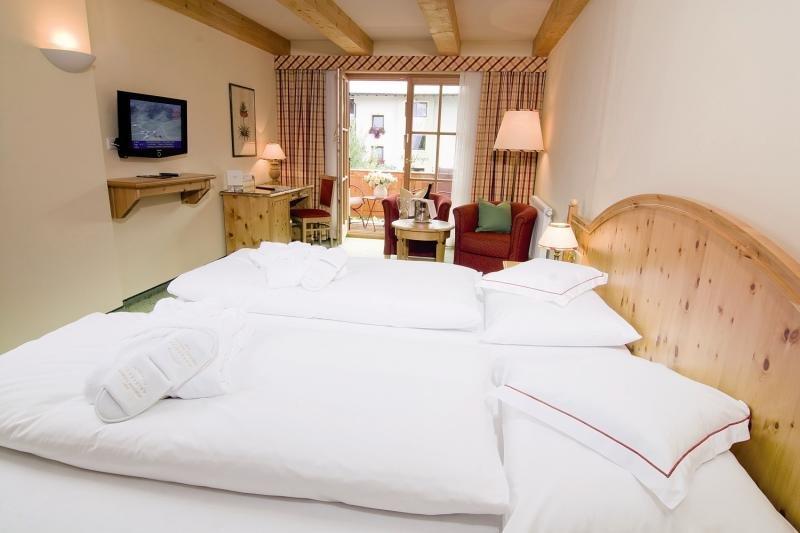 Hotelzimmer mit Golf im Kaiserhof