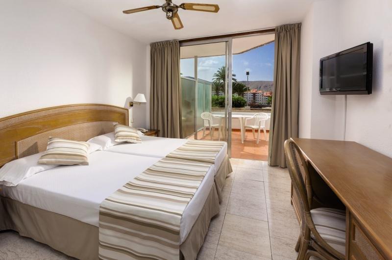 Hotelzimmer mit Fitness im Sol Arona Tenerife