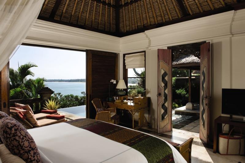 Hotelzimmer mit Golf im Four Seasons Resort Jimbaran