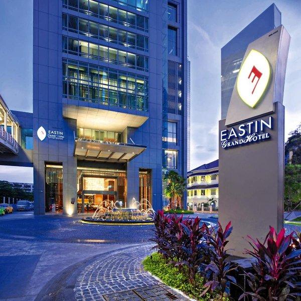 Eastin Grand Hotel Sathorn günstig bei weg.de buchen - Bild von FTI Touristik