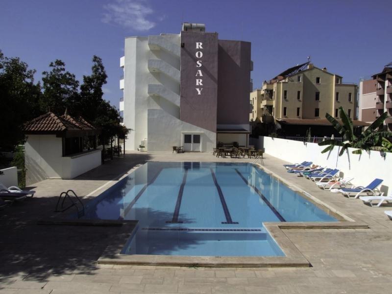 Hotel Rosary Beach in Türkische Ägäisregion - Bild von FTI Touristik