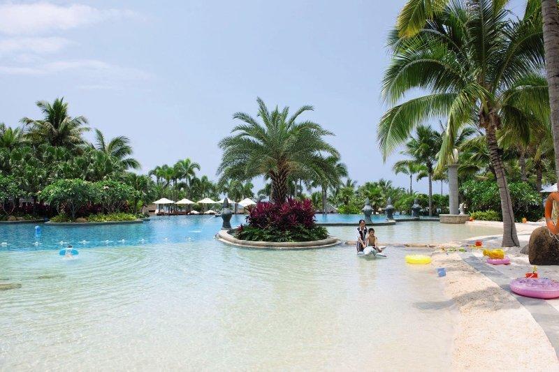 Hotel Mandarin Oriental Sanya in Insel Hainan - Bild von FTI Touristik