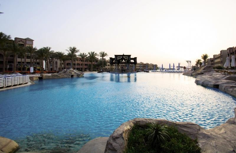 Hotel Sunny Days El Palacio in Rotes Meer - Bild von FTI Touristik