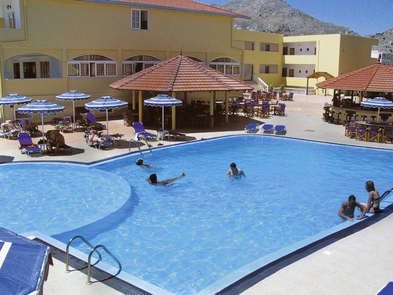 Hotel Fantasy in Rhodos - Bild von FTI Touristik