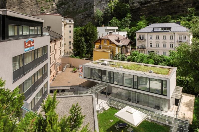 Star Inn Hotel Salzburg Zentrum günstig bei weg.de buchen - Bild von FTI Touristik
