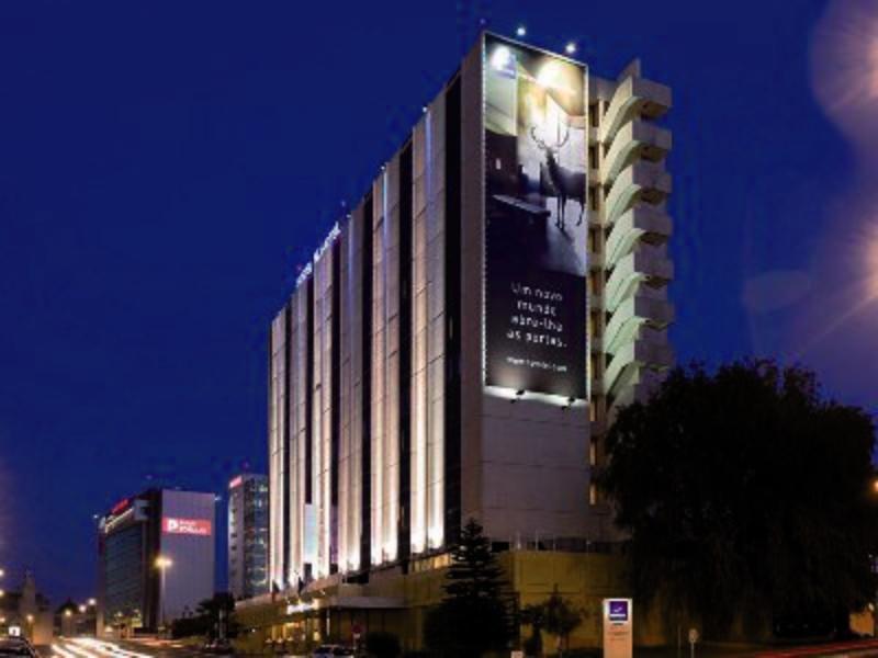 Hotel Novotel Lisboa günstig bei weg.de buchen - Bild von FTI Touristik