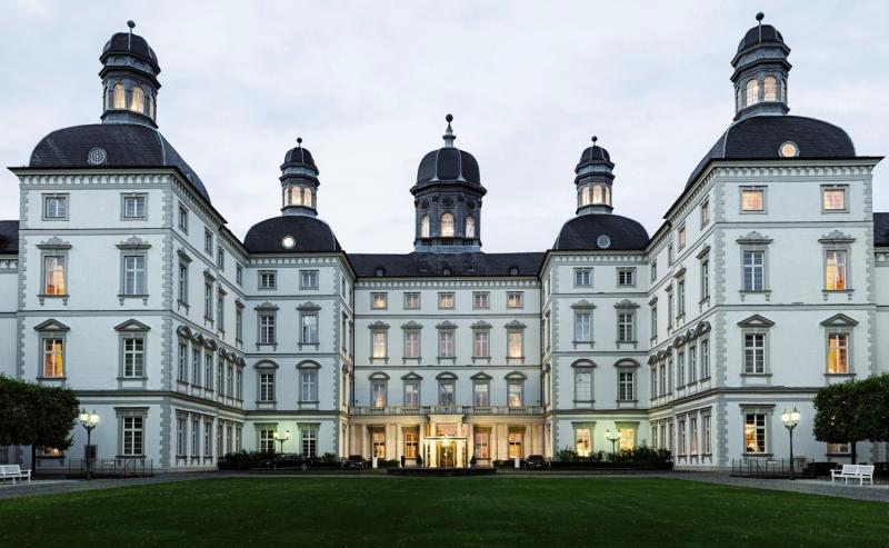 Althoff Grandhotel Schloss Bensberg günstig bei weg.de buchen - Bild von FTI Touristik