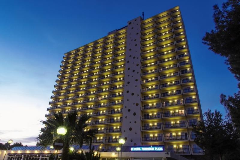 Hotel Poseidon Playa in Costa Blanca - Bild von FTI Touristik