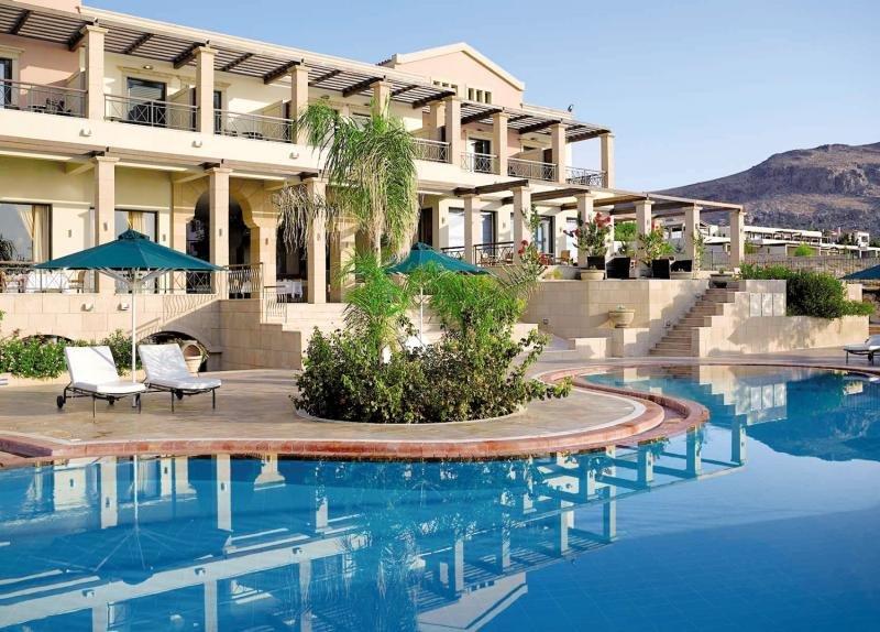 Mitsis Lindos Memories Resort Beach Hotel günstig bei weg.de buchen - Bild von FTI Touristik