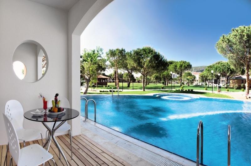 Hotel Batihan Beach Resort & Spa in Türkische Ägäisregion - Bild von FTI Touristik