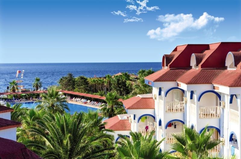 Süral Hotel günstig bei weg.de buchen - Bild von FTI Touristik
