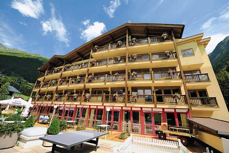 Hotel Sunny Sölden günstig bei weg.de buchen - Bild von FTI Touristik