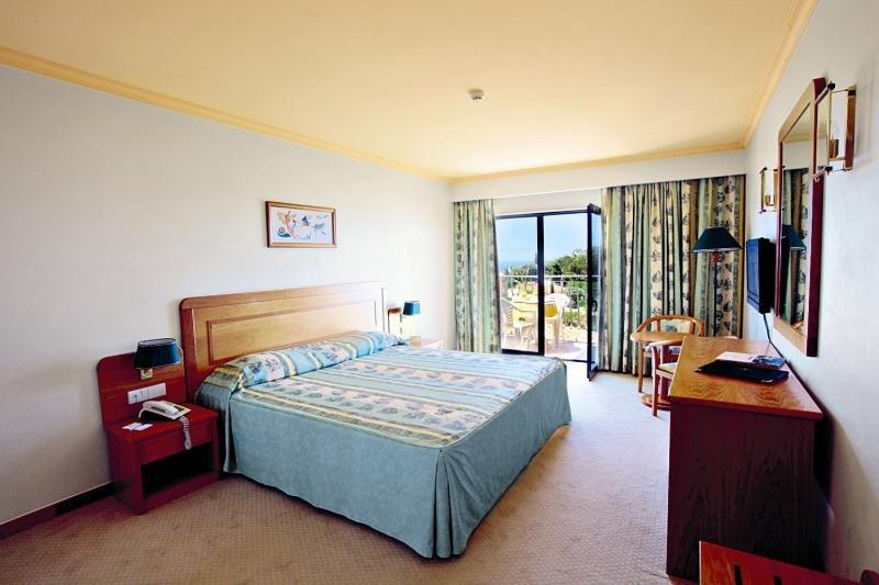 Hotelzimmer mit Golf im Baia Grande