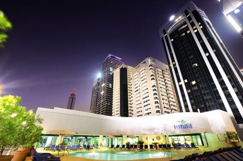 Hotel Towers Rotana in Dubai - Bild von FTI Touristik