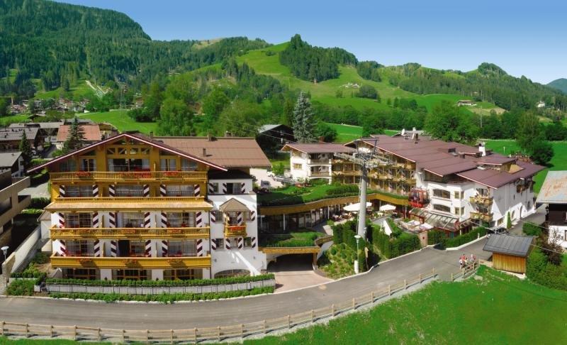 Hotel Kaiserhof in Nordtirol - Bild von FTI Touristik