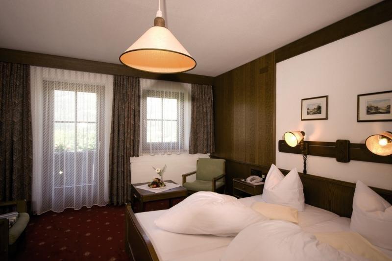 Hotelzimmer mit Kindermenues im Alte Post