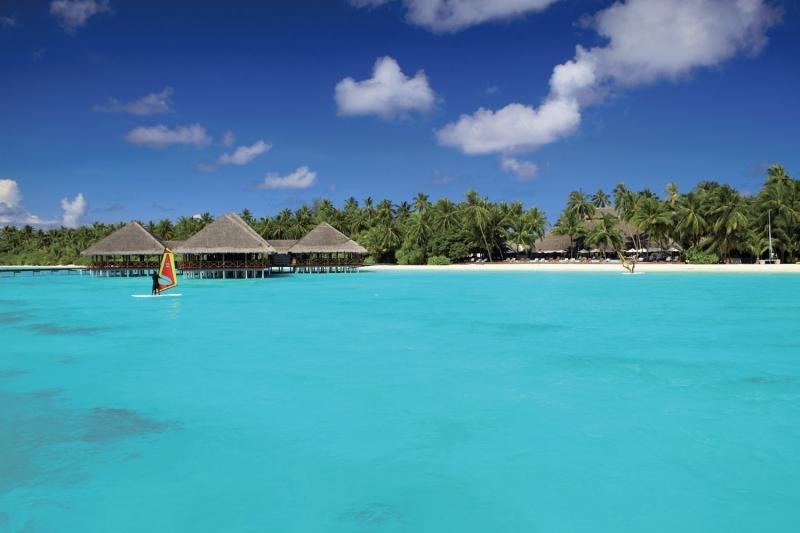 Hotel Medhufushi Island Resort günstig bei weg.de buchen - Bild von FTI Touristik