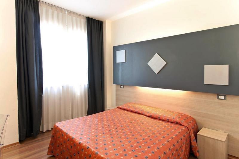 Hotelzimmer mit Kinderbetreuung im San Remo